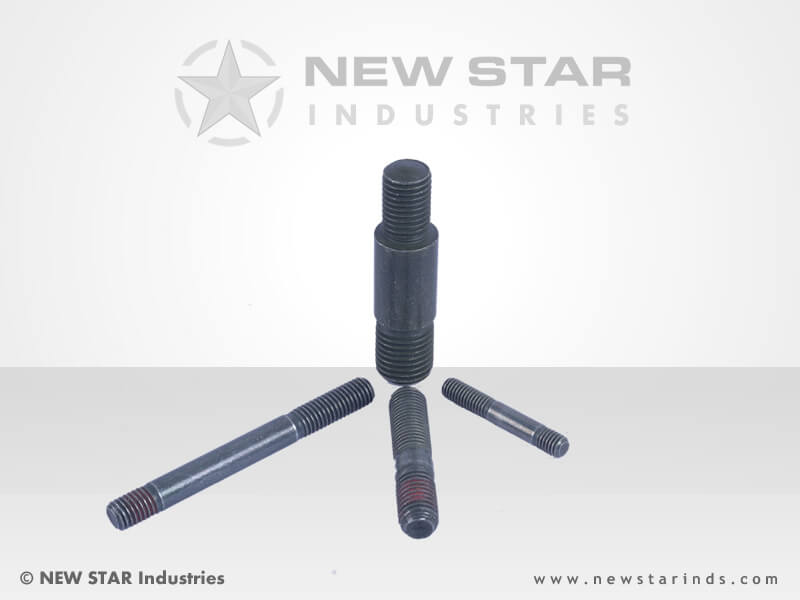 Axle Studs by NEW STAR Industries - Ludhiana, Punjab, INDIA.
