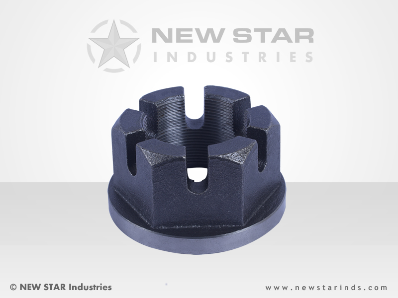 Slotted Axle Nuts by NEW STAR Industries